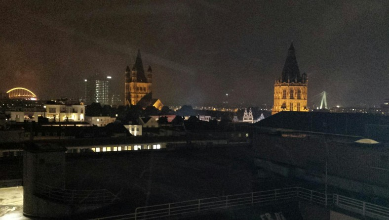 Die Weihnachtsfeier des Klubs Kölner Karnevalisten